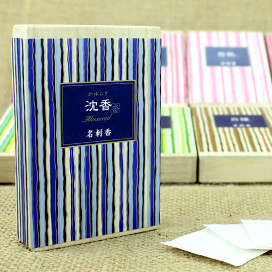 Kayuragi Business Card Incense