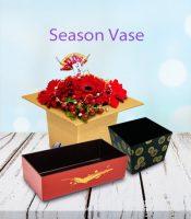 season vase